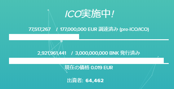 BANKERA 現在価格0.019EUR!Spectro Coin ICO ブロックチェーン時代のための銀行。仮想通過ICO情報