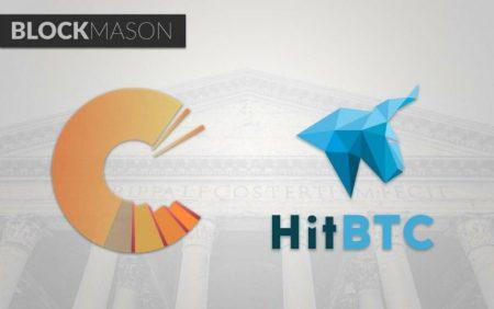 $BCPTがHitBTCに数週間後上場予定!BCPT(BlockMasonブロックメイソン)仮想通貨取引所 オルトコイン情報