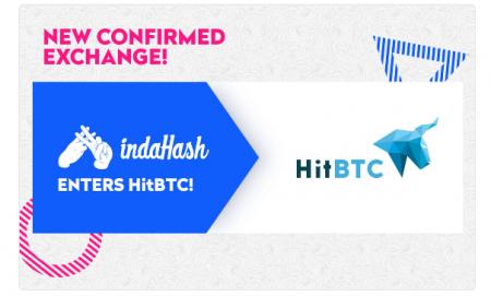 $IDH インダハッシュがHitBTCに上場!仮想通貨ICOアルトコインニュース速報