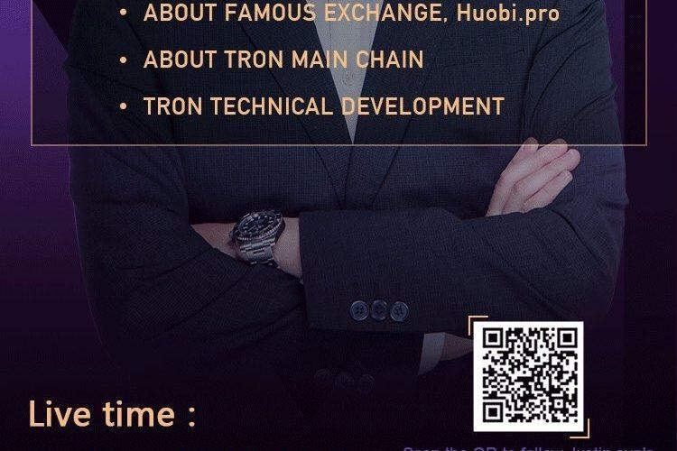 TRONジャスティン・サンがライブ配信告知!Hubioについてなど。1月31日午後13時30分(GMT + 8北京)~仮想通貨アルトコイン$TRX(TRON)動向。最新ユース速報 https://twitter.com/justinsuntron/status/958539037949640704