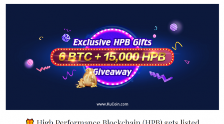 $HPB KuCoinに新規上場!仮想通貨アルトコイン$HPB(High Performance Blockchain/ハイパフォーマンスブロックチェーン)新規上場最新情報