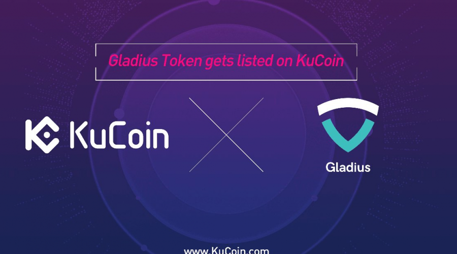 Gladius Token($GLA)がKuCoinに上場!仮想通貨取引所アルトコイン新規上場最新情報